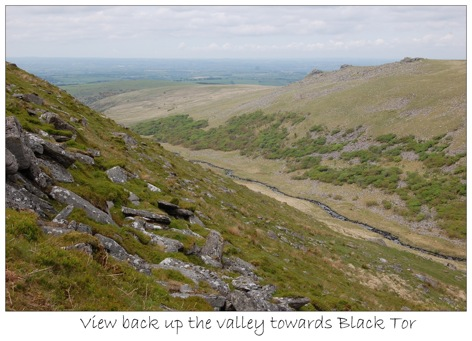 4 towards black tor