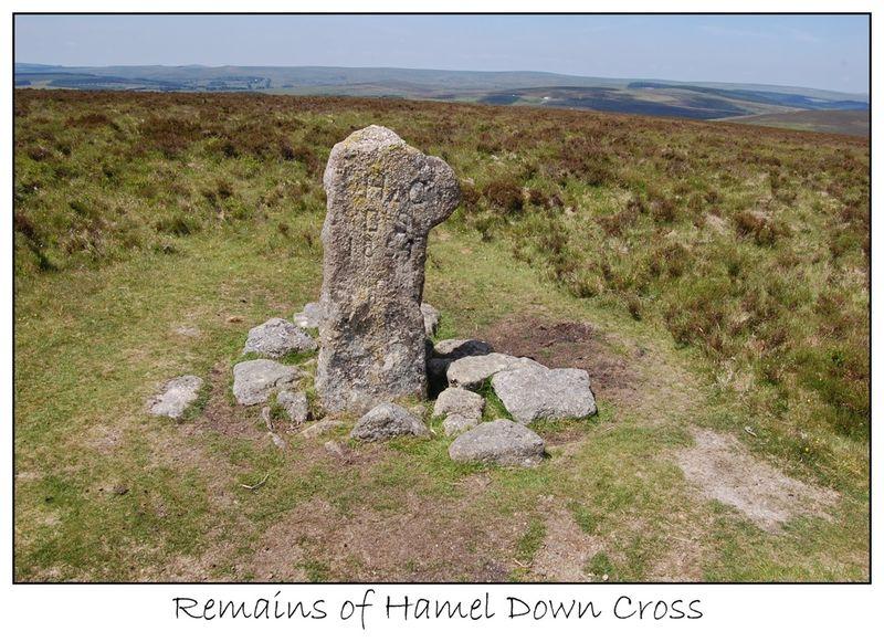 5 hamel down cross