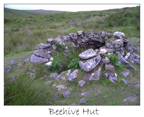 4 beehive hut