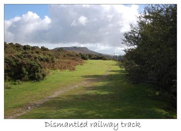 3 dismantled railway track