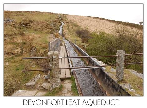 Leat 4 aqueduct