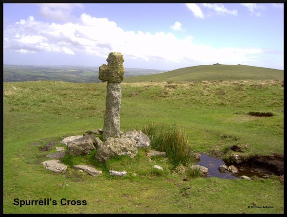 6 spurrells cross