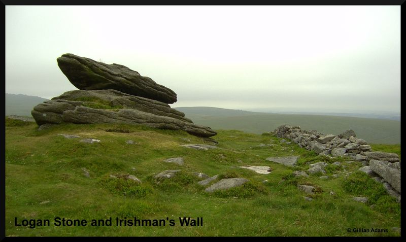 4 irishmans wall