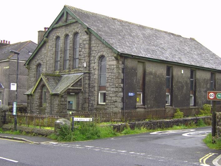 2 princetown hall