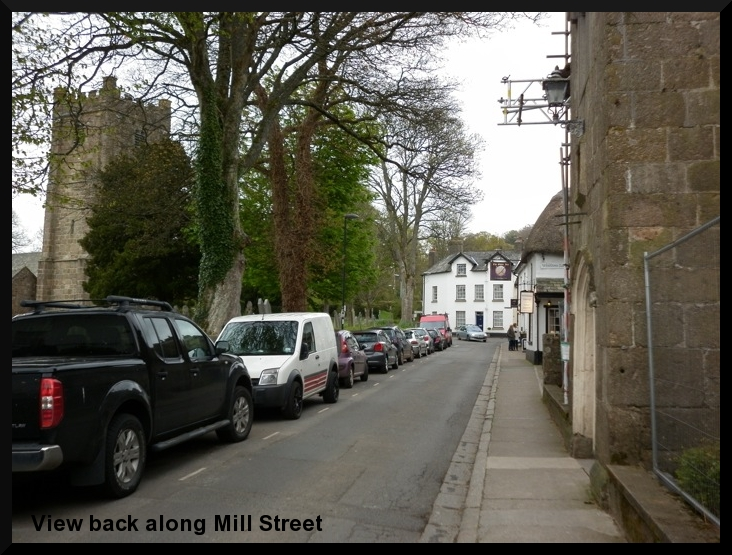 Easy 1 mill street chagford