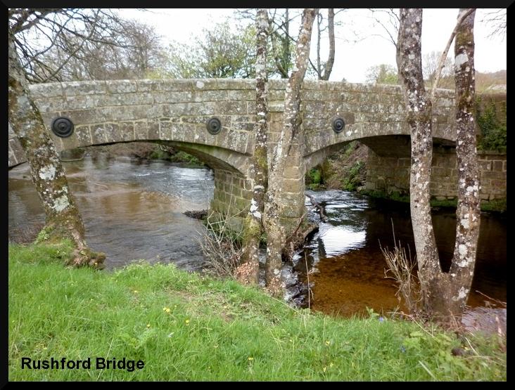 Easy 6 rushford bridge