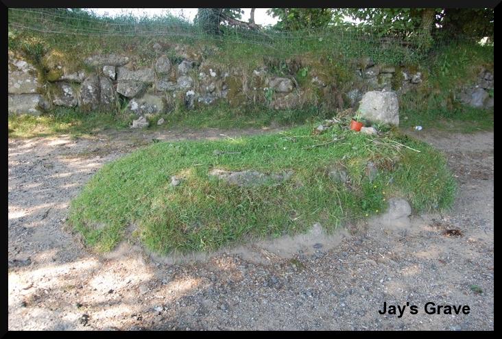 Jays grave