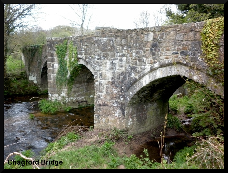 Easy 3 chagford bridge