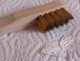 8 brush