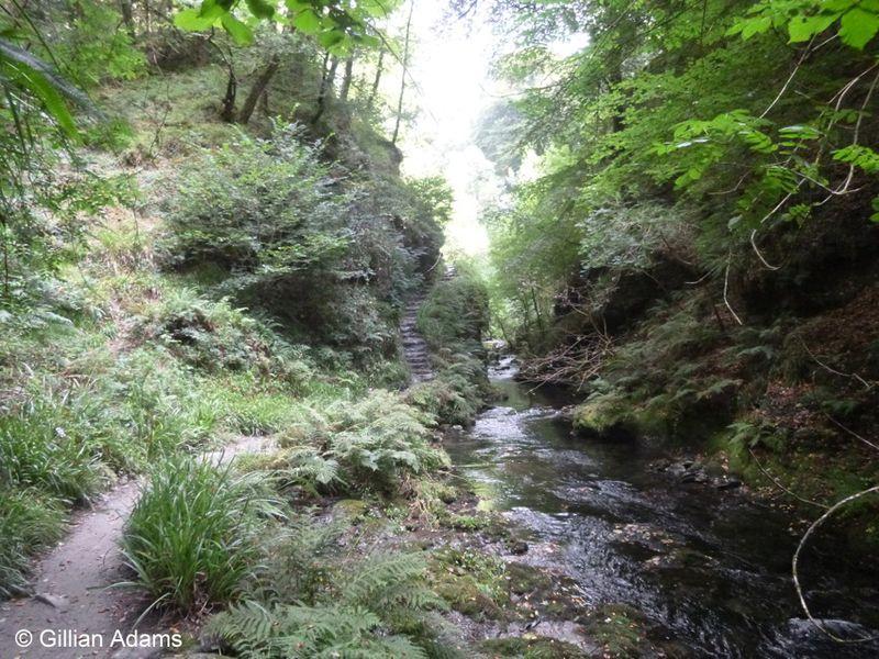 2 gorge walk