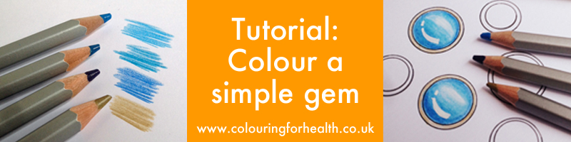Tutorial how to colour a simple gem