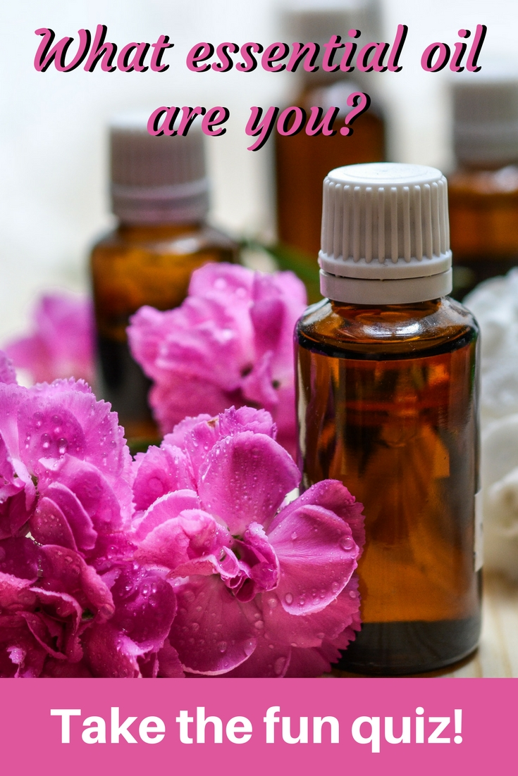 Discover which essential oil suits your personality