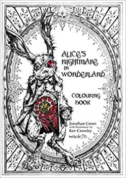 10 spooky colouring books