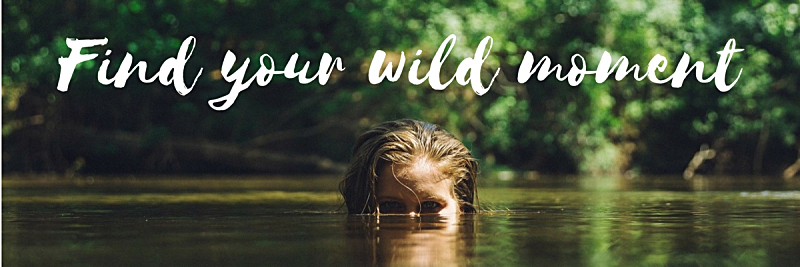 Find your wild moments