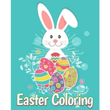 8 Easter colouring books for adults
