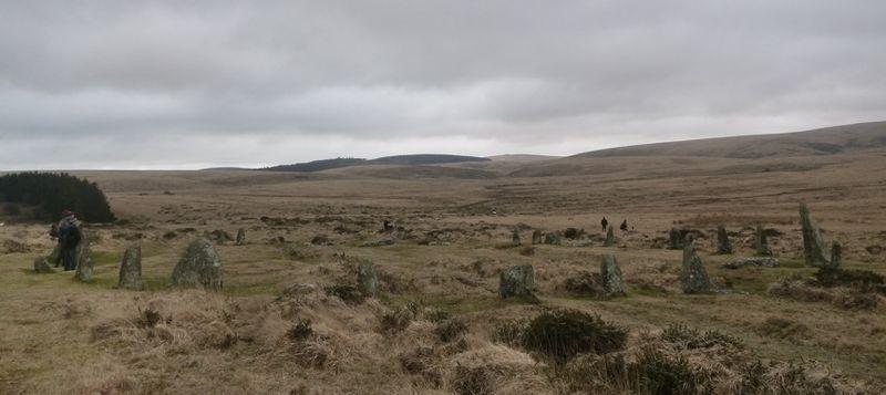 1. Scorhill stone circle