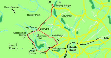 Shipley BridgeMAP