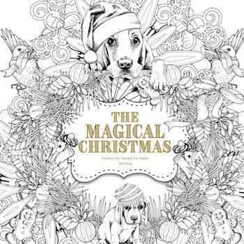 The Magical Christmas by Mel King