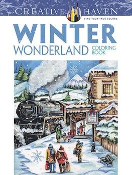 Creative Haven Winter Wonderland