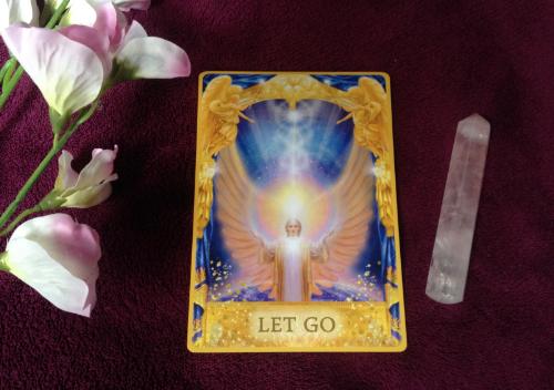 Card Reading: Let Go