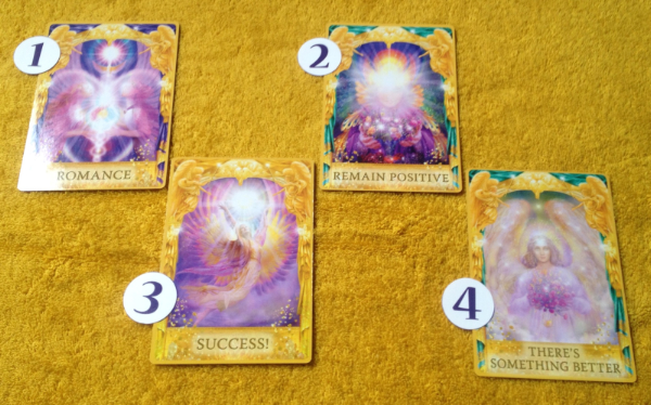 Card Reading: Your Choice from The Energy Channel
