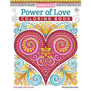 10 Love-themed colouring books for adults