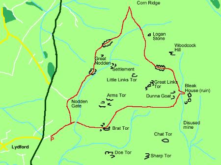 Widgery CrossmapUSE