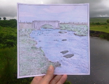Cadover Bridge, Drawn to Divine Dartmoor Landscapes