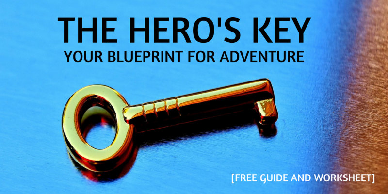 Discover the Hero's Key