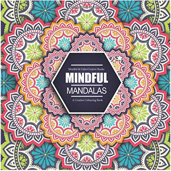 12 colouring book featuring patterns