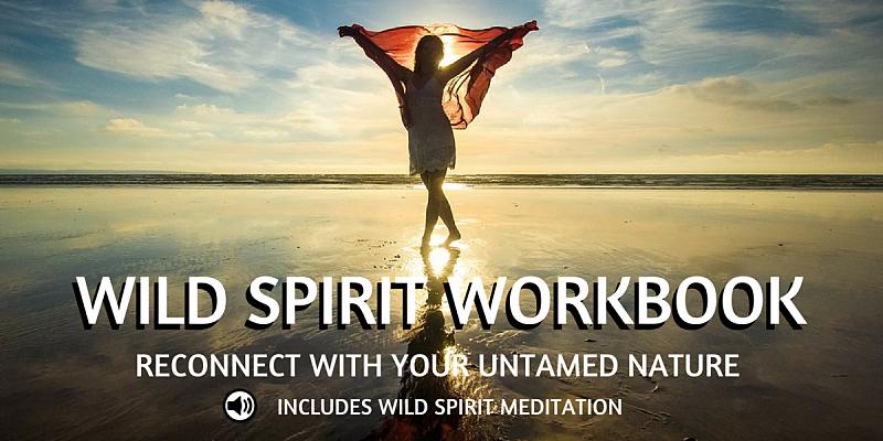 Wild Spirit Workbook and Meditation