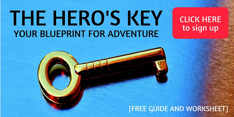 Free Hero's Journey Worksheet