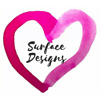 Surface designer Gillian Adams