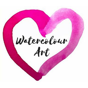 Gillian's watercolour art