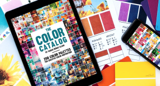 Colour catalogue