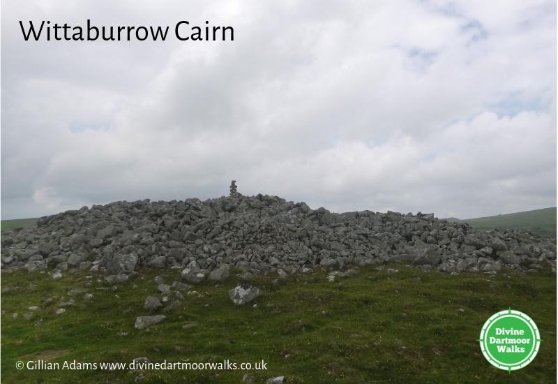 Wittaburrow Cairn, Dartmoor