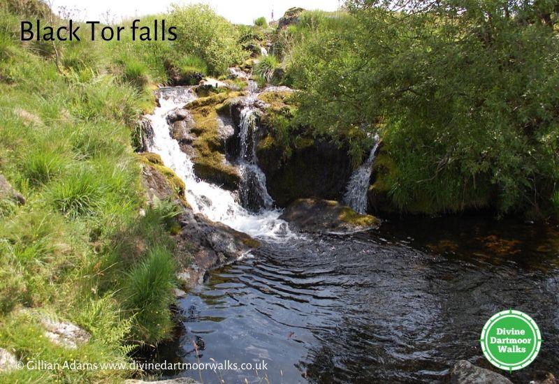 DD black tor falls