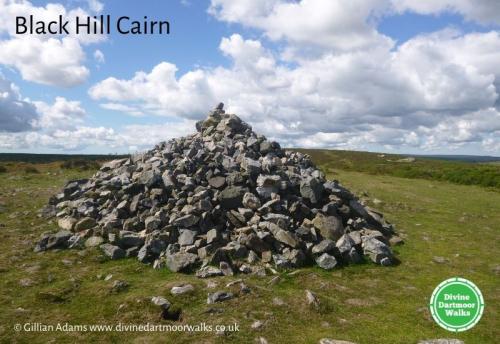 Black Hill Cairn © Gillian Adams