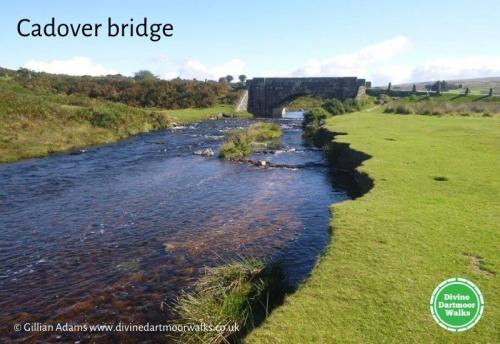 Cadover bridge  © Divine Dartmoor Walks