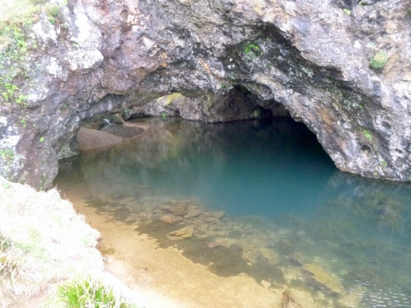 Pool by Gravel Hill mine