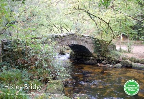 Hisley Bridge © Gillian Adams